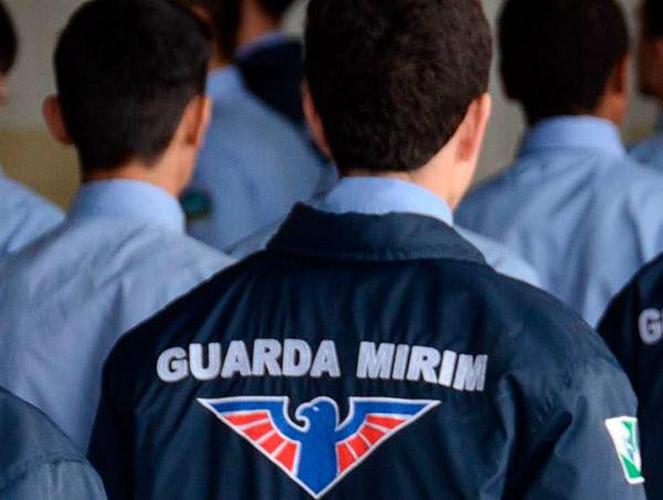 Projeto Guarda Mirim retorna à escola em Mata de São João