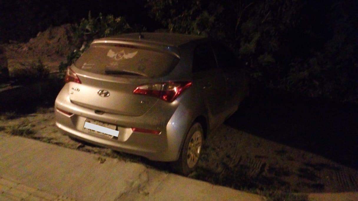Veículo roubado em Camaçari é recuperado em Dias d'Ávila