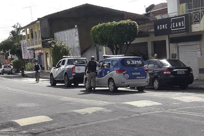 Prefeitura fiscaliza cumprimento de decreto em estabelecimentos comerciais