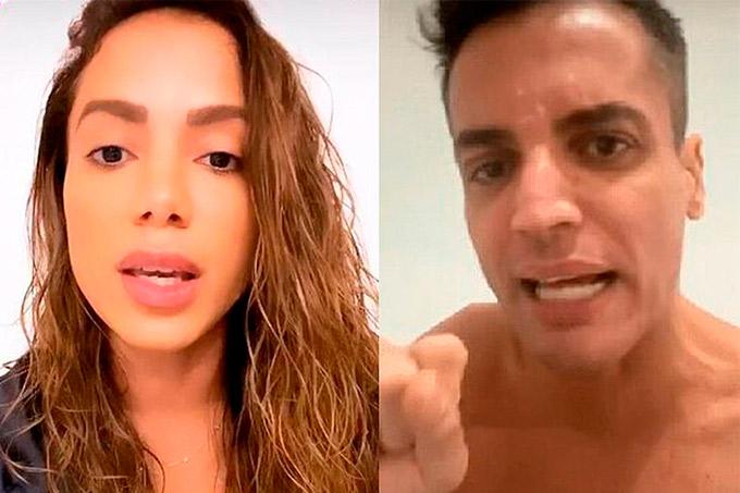 Após vazamento de áudios, Anitta entra com ação judicial contra Leo Dias