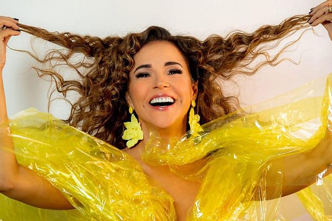 Daniela faz live nesta sexta-feira (29) com transmissão no Multishow