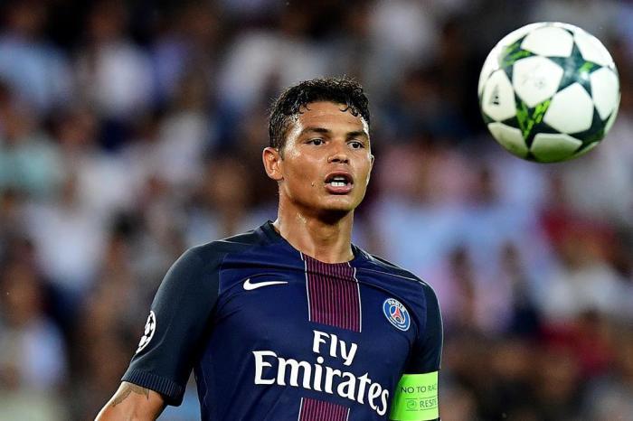 Thiago Silva vai deixar o Paris Saint-Germain, diz L'Équipe