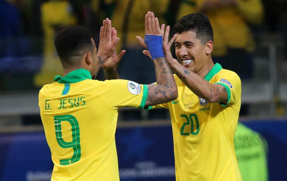 Firmino e Jesus são brasileiros com mais valor de mercado na Europa