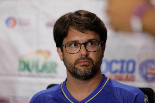 Campeonato Baiano pode retornar em julho, diz presidente do Bahia