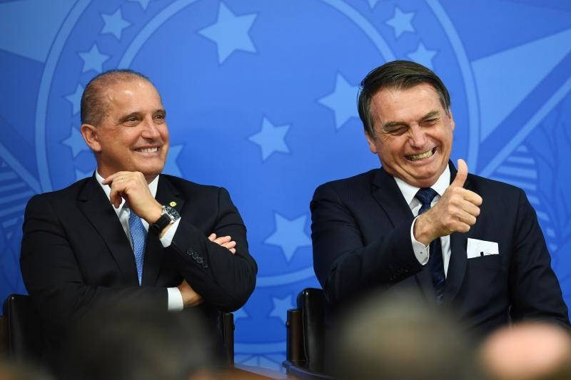 Onyx comemora 18 meses 'sem casos de corrupção' no governo Bolsonaro