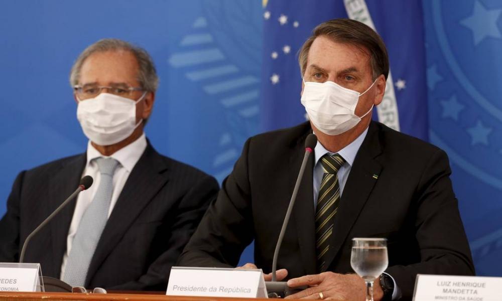 Bolsonaro diz que auxílio terá mais 3 parcelas de R$ 500, R$ 400 e R$ 300