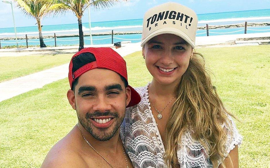 Ex-noiva de Gabriel Diniz recebe ameaças de fã: 'me culpa pela morte dele'