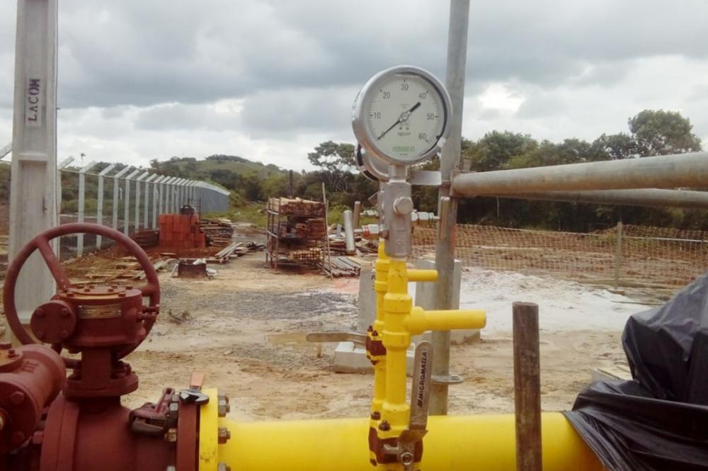 Gasoduto da Alvopetro em Mata de São João deve entrar em operação nesta quarta