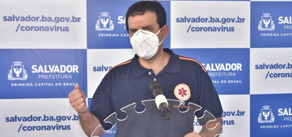 Secretário de Saúde diz que Salvador superou 50% de cobertura da atenção básica