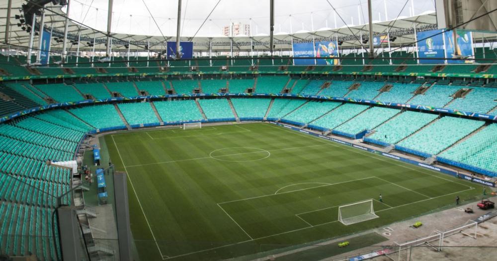Proibição de jogos de futebol é mantida por Governo da Bahia até dia 12 de julho