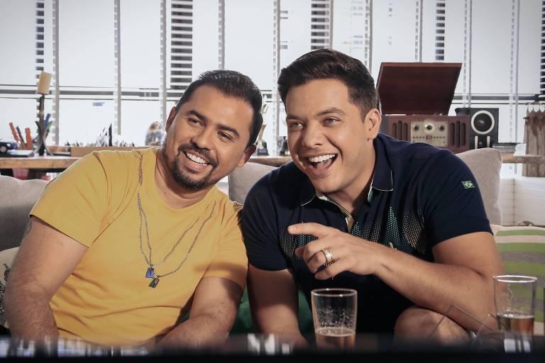 Wesley Safadão e Xand Avião farão live no Beach Park: 'Gás para 10 horas'