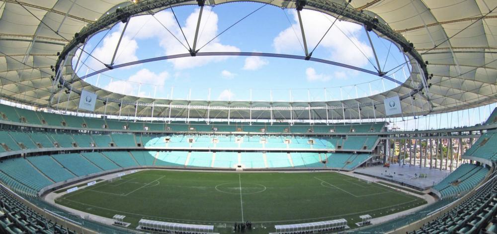 'Não me agrada', diz Rui Costa sobre jogos na Fonte Nova